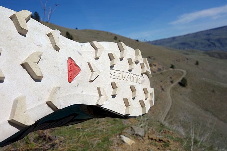 Salomon Speedcross outsole