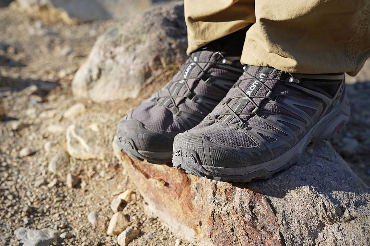 new product 02f1b 044d9 Salomon X Ultra 3 Review | Switchback Travel