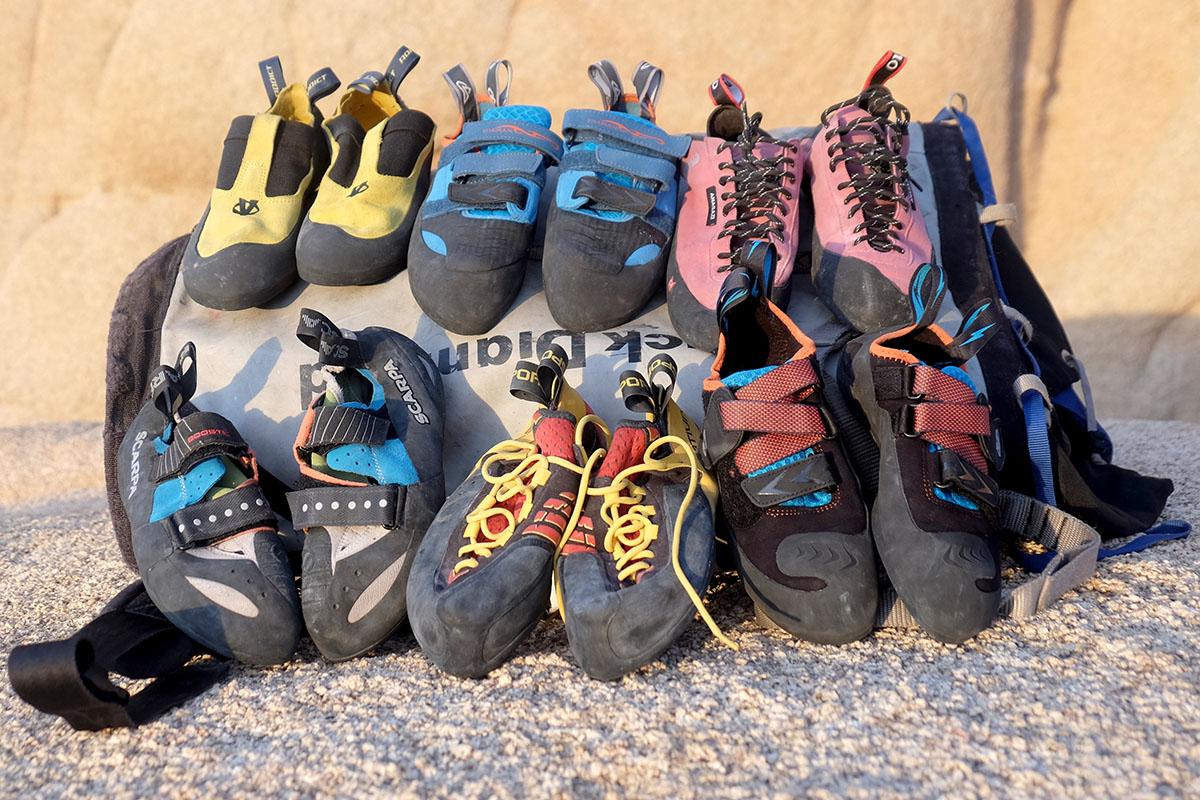 Scarpa Boostic competition