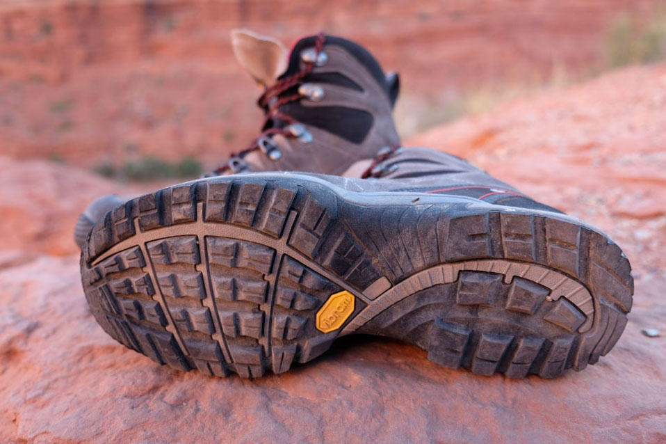 Scarpa R-Evolution GTX Hiking Boots sole