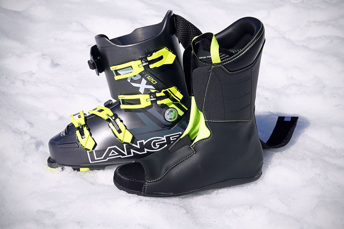 Ski Boot (removeable liner)