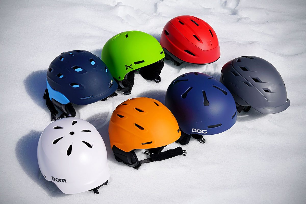 31f78e5c598 Ski helmets lineup (2017-2018) Our top picks are a mix of ABS