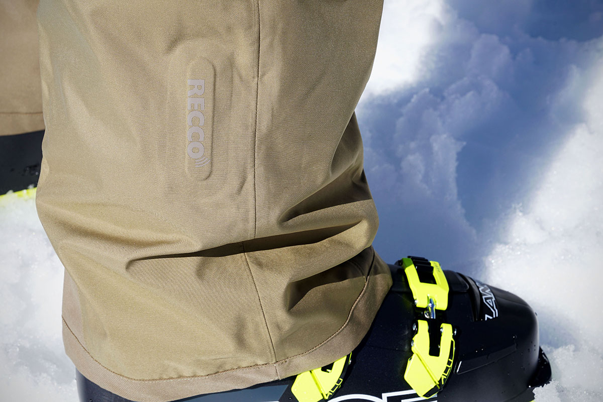 Ski pants (Recco technology)