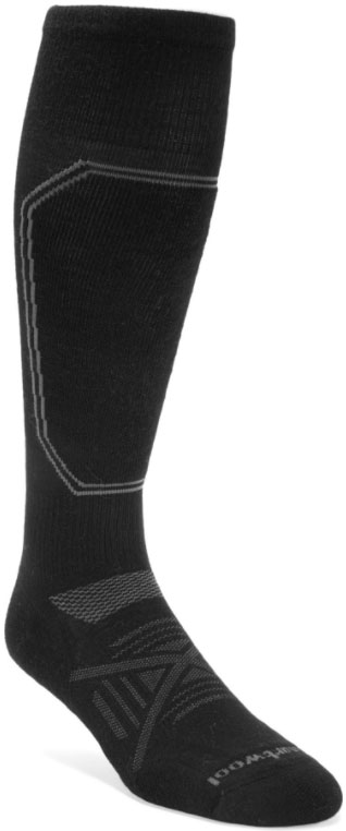 SmartWool PhD Ski Graduated Compression Ultralight ski sock