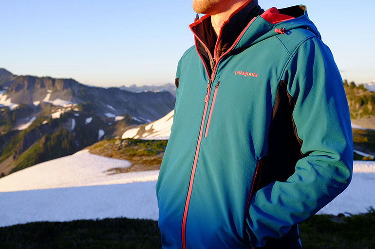 What Is A Softshell Jacket Switchback Travel
