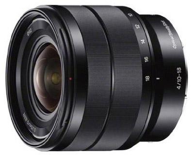 Sony 10-18mm lens
