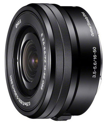 Sony 16-50mm Power Zoom lens
