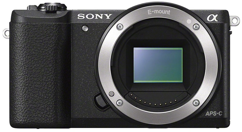 Sony Alpha a5100 camera body