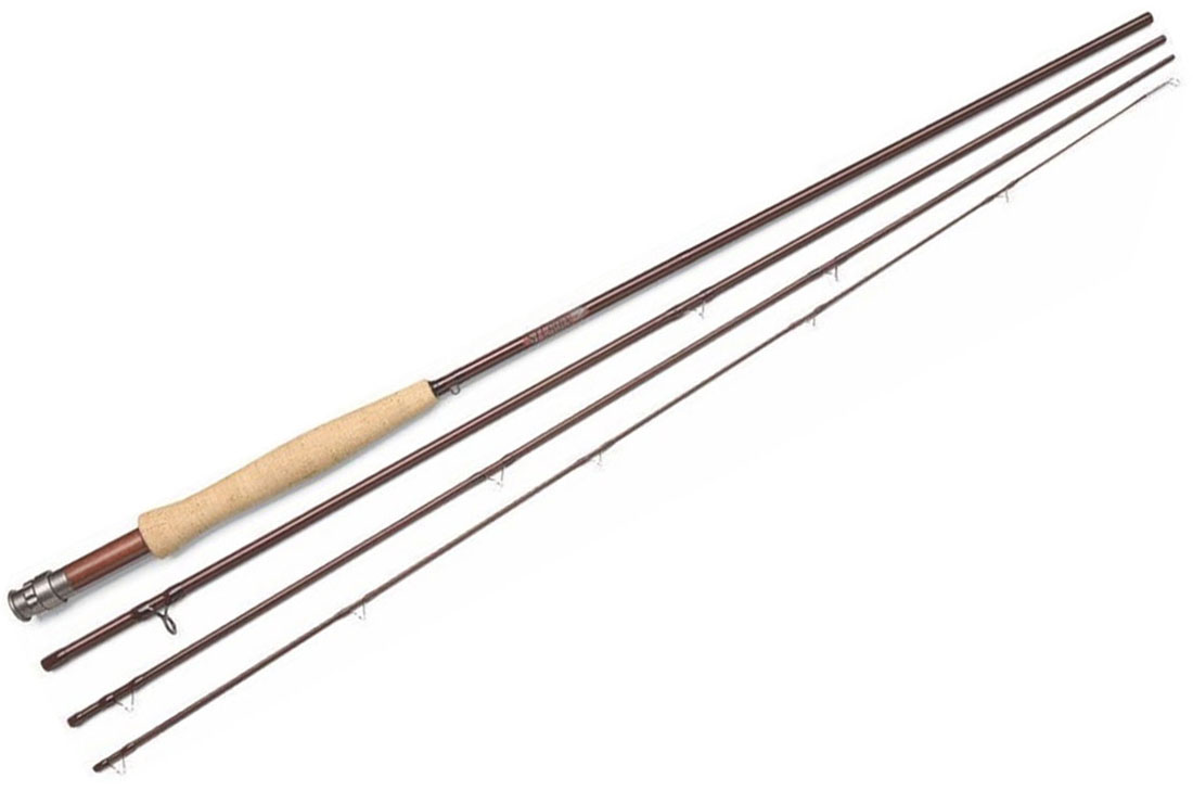 St. Croix Imperial fishing rod