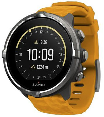 Suunto Spartan Sport HR Baro watch