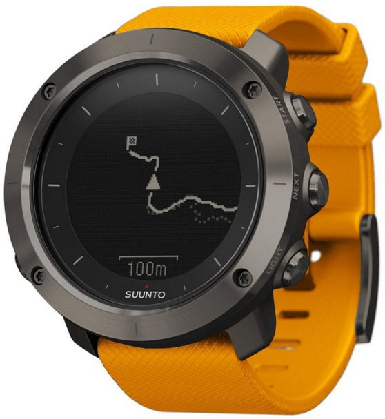 Suunto Traverse Altimeter Watch