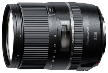 Tamron 16-300mm lens for Canon