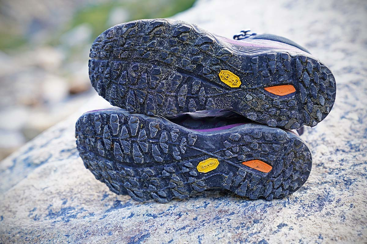 The North Face Endurus GTX (traction)