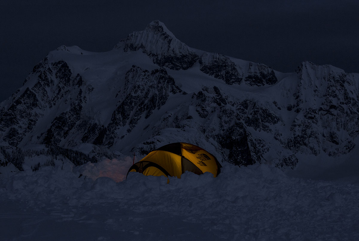 The North Face Mountain 25 (night mountain)
