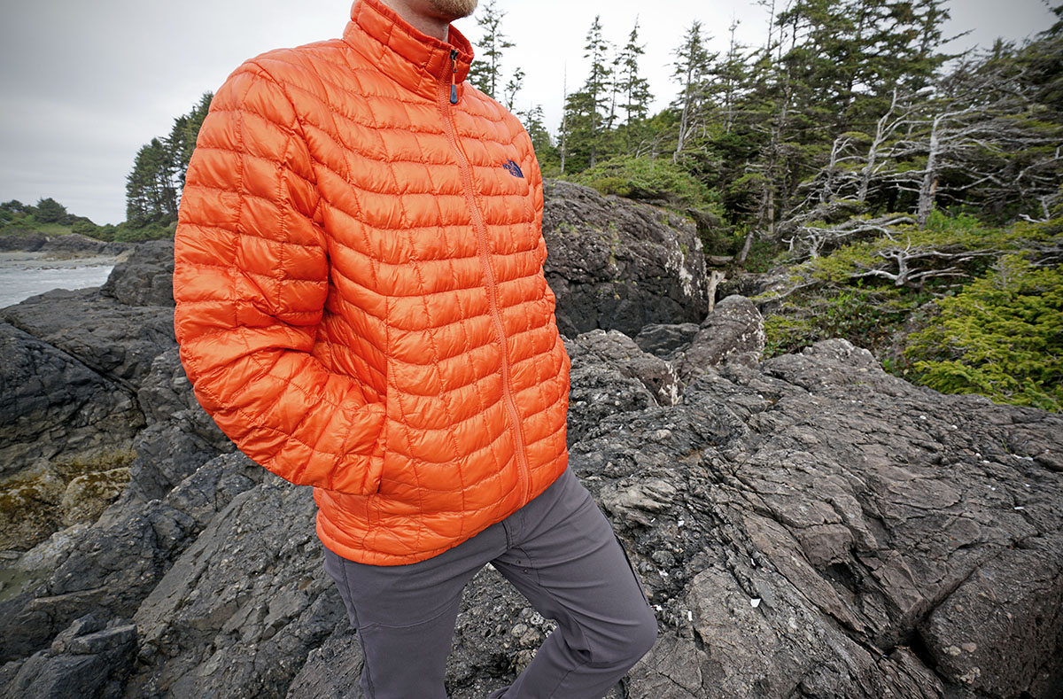 The North Face Thermoball (hand pockets)