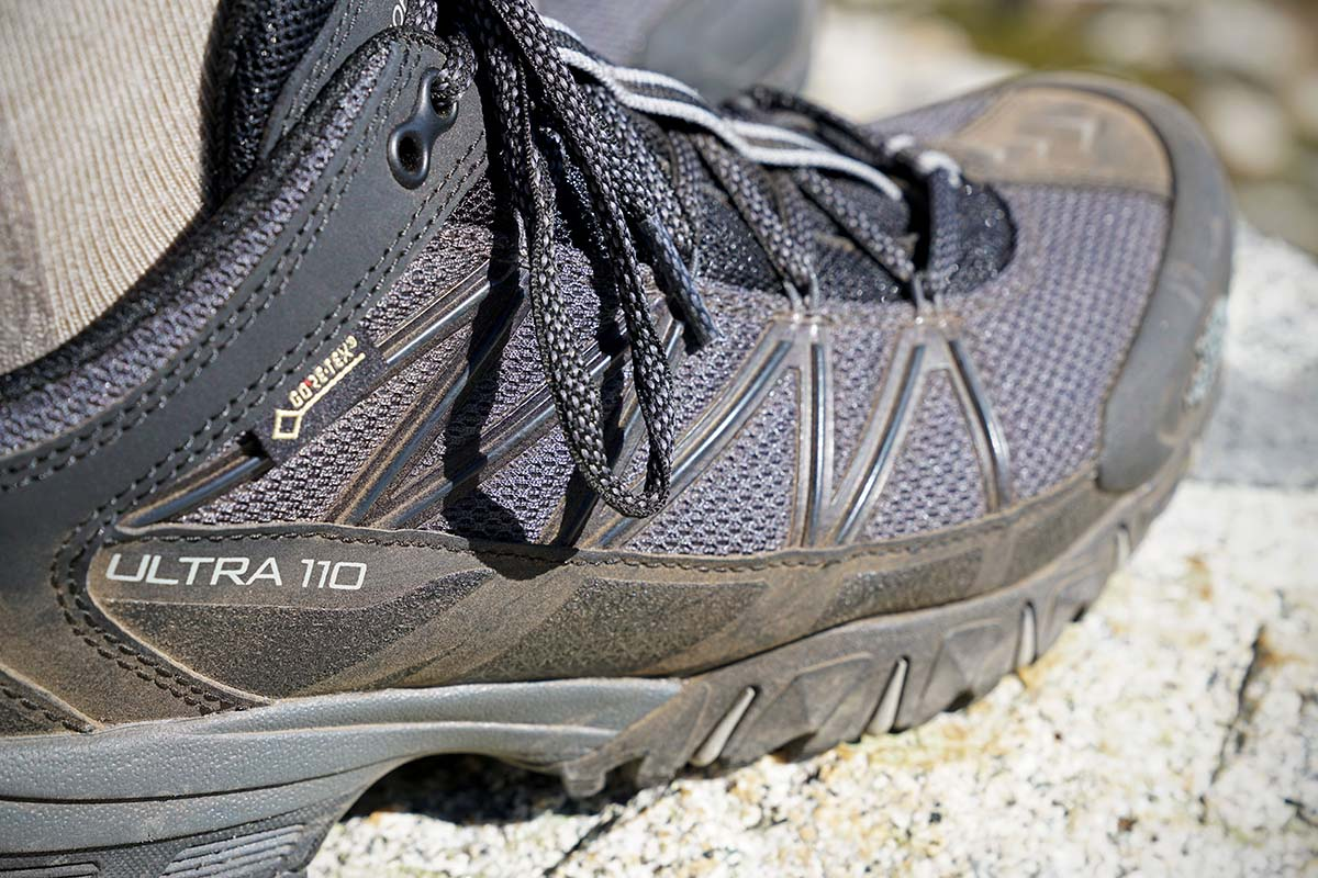 The North Face Ultra 110 GTX (mesh upper)