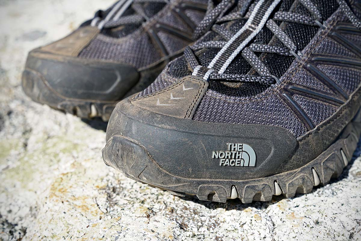 best service on feet images of release info on The North Face Ultra 110 GTX Review | Switchback Travel