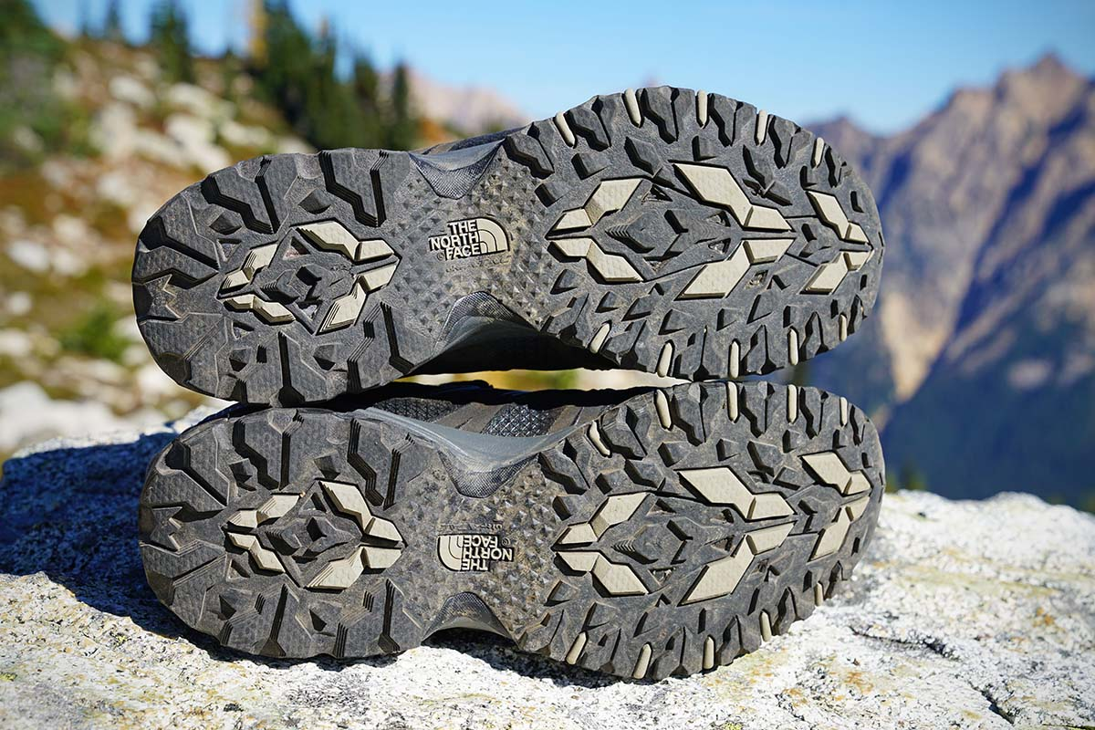 The North Face Ultra 110 GTX (traction)