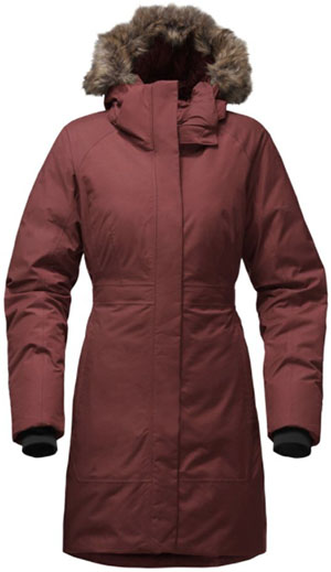 The North Face Arctic Down Parka II