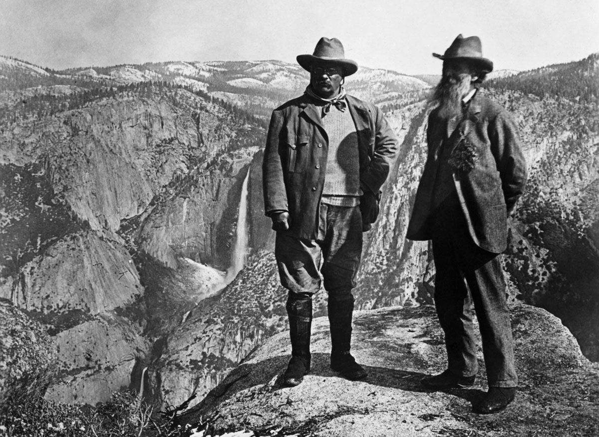 10 American Conservation Heroes Switchback Travel