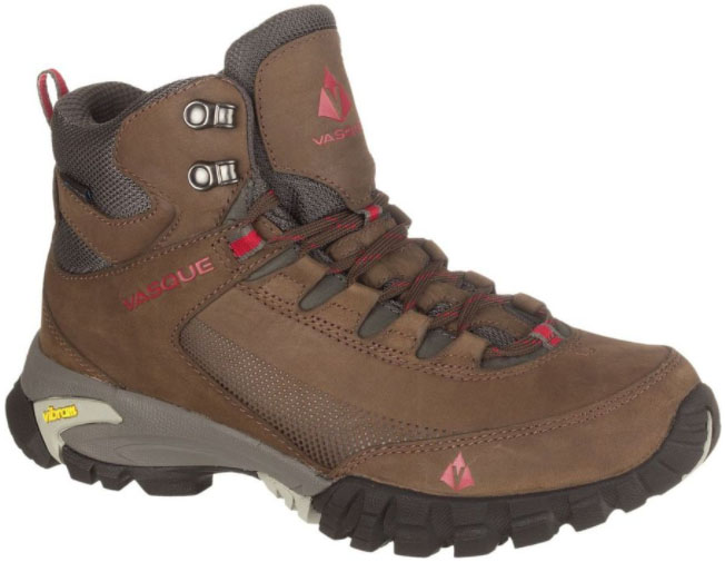Vasque Talus Trek Mid UltraDry hiking boots