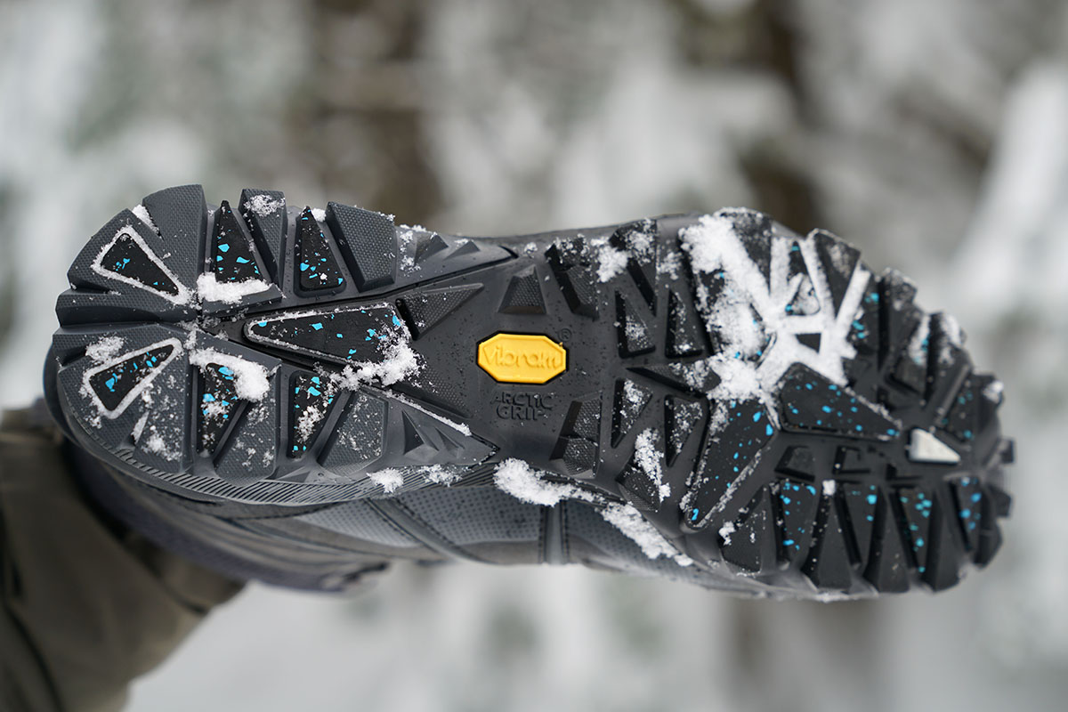 Winter boot (Vibram Arctic Grip traction)