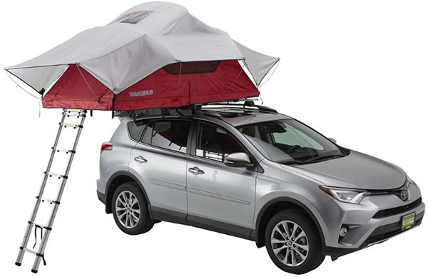Yakima SkyRise 3 rooftop tent