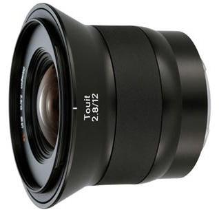 Zeiss Touit 12mm lens
