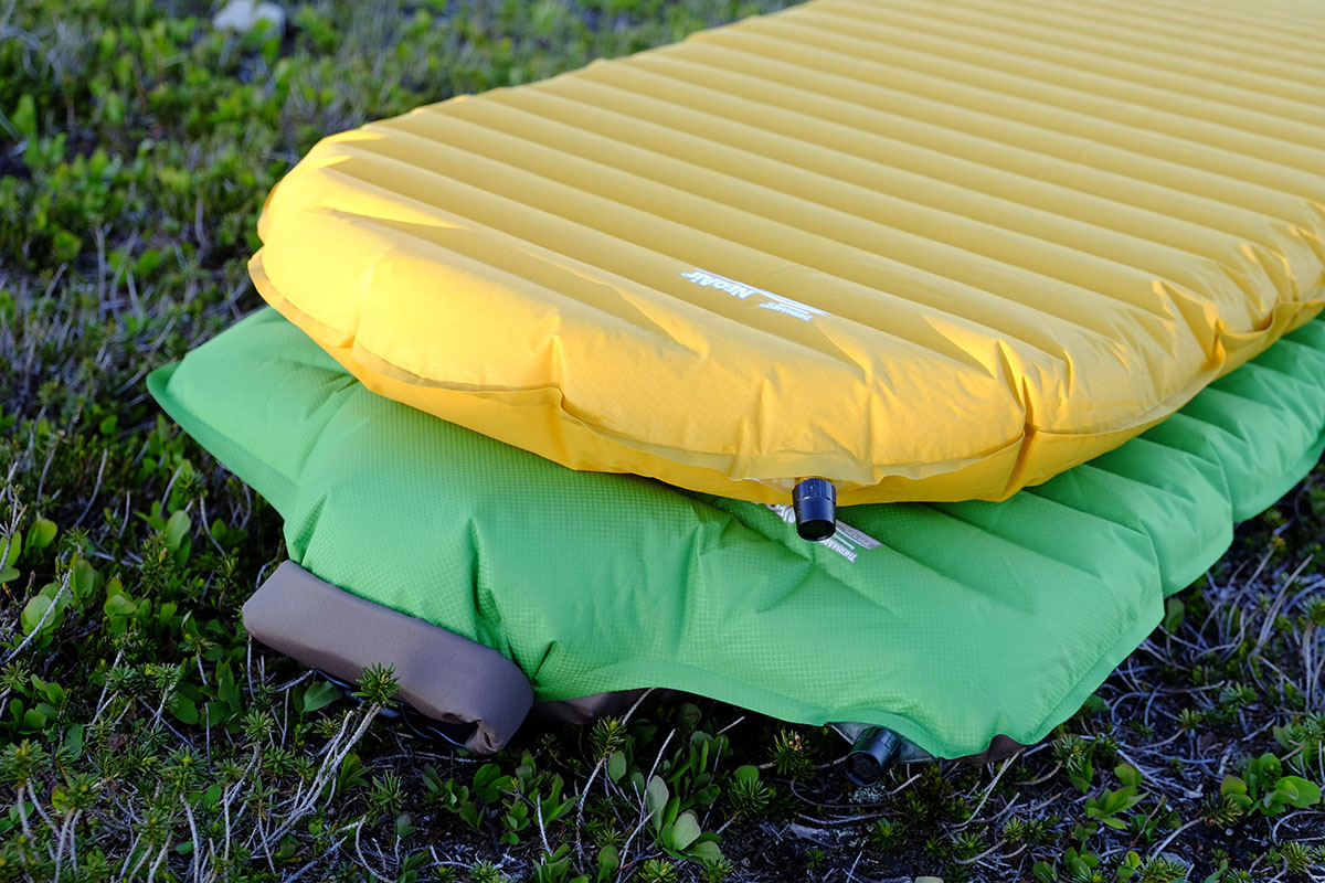 Best Backpacking Sleeping Pads Of 2018 Switchback Travel