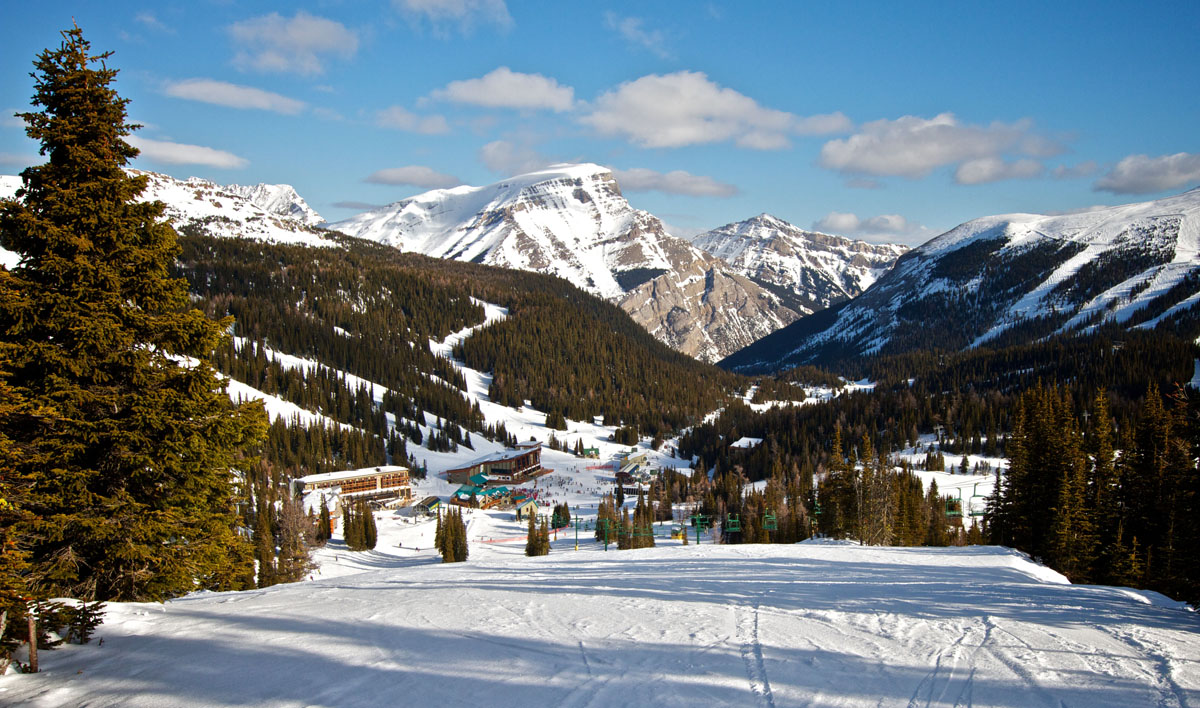 Beginner Skis (resort)