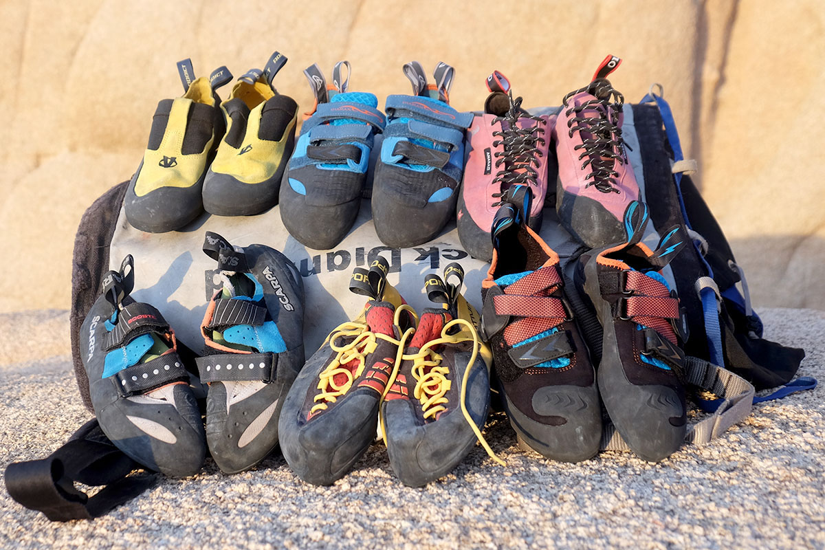 Best Rock Climbing Shoes Of 2018 Switchback Travel