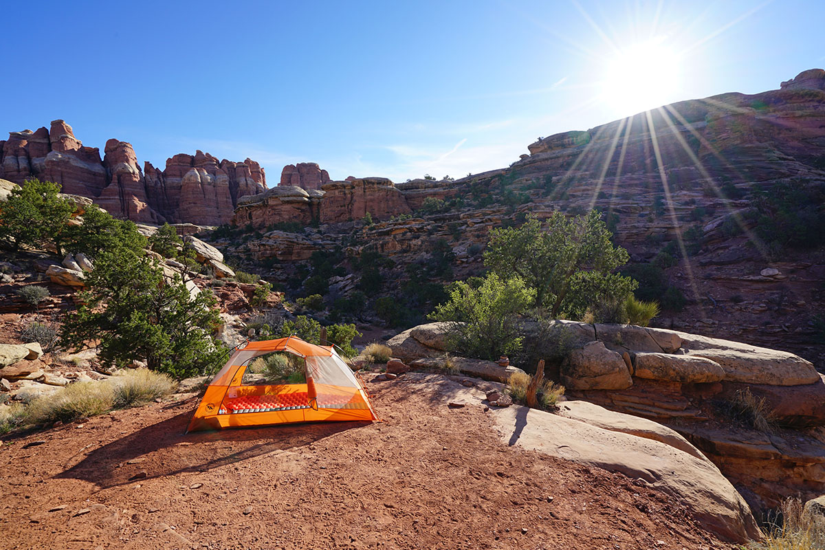 Big Agnes Copper Spur HV UL2 tent & Review: Big Agnes Copper Spur HV UL2 | Switchback Travel