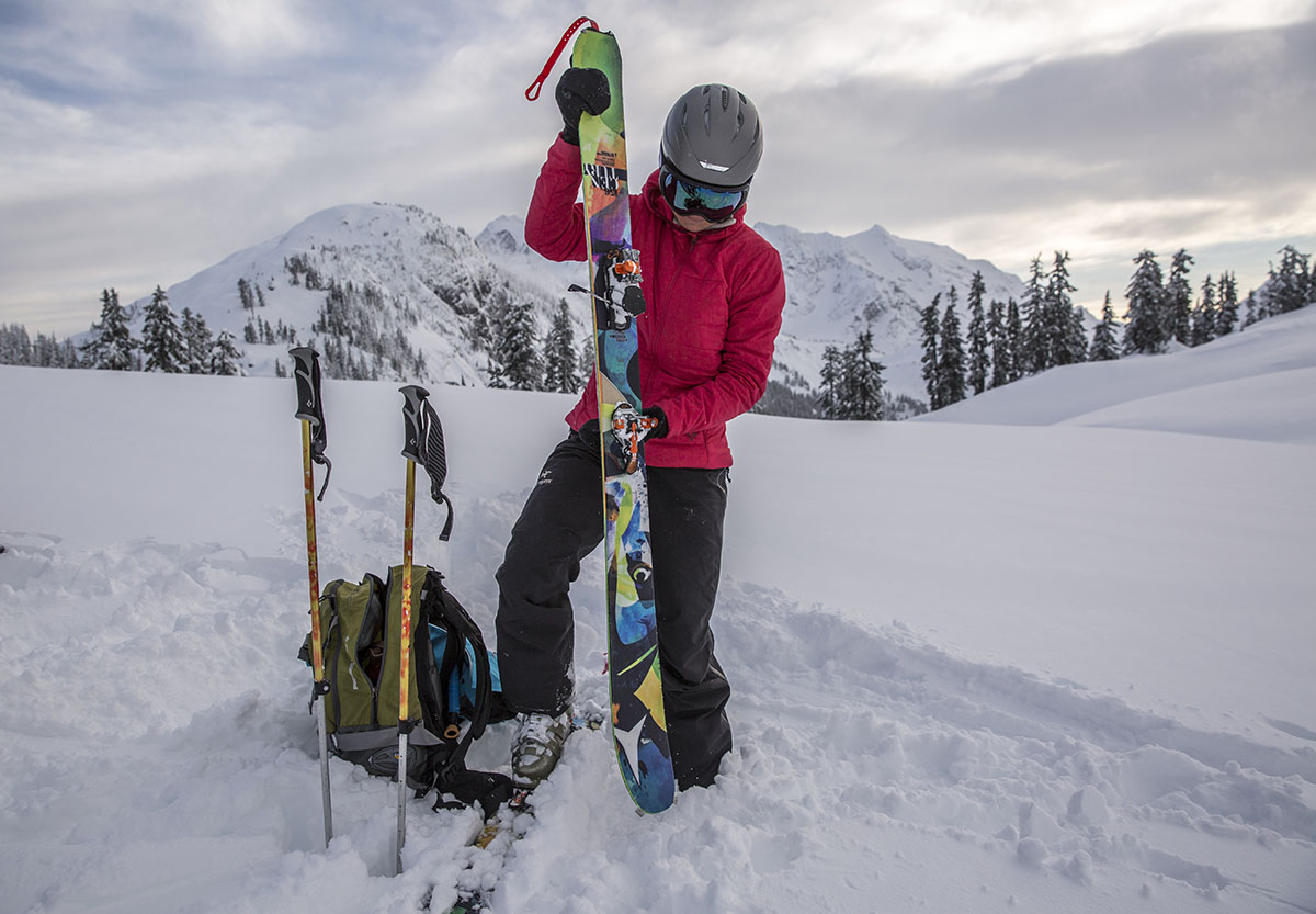 Black Diamond First Light Hoody Review Switchback Travel
