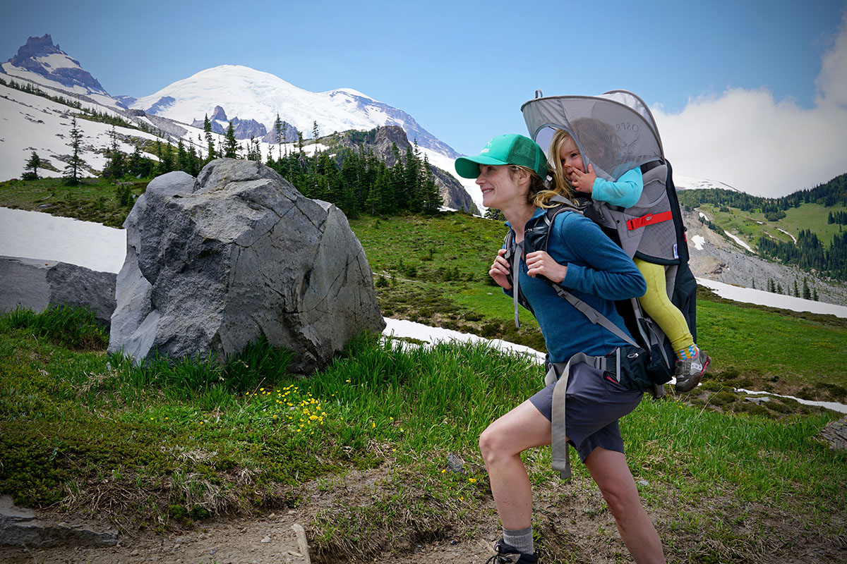 Best Baby Carriers For Hiking Of 2018 Switchback Travel