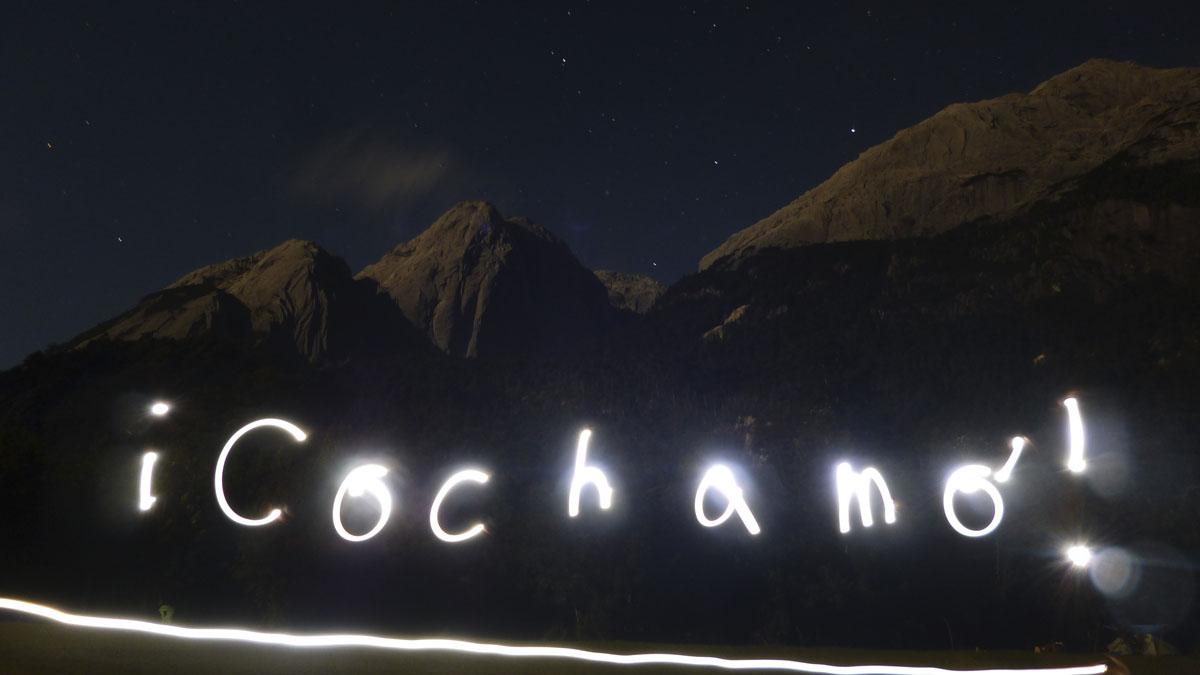 Cochamo Journals Part 1