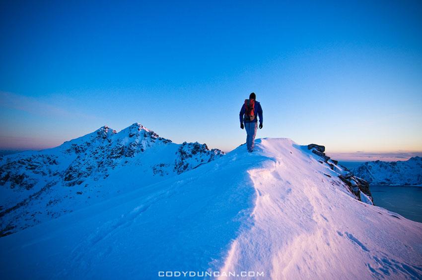 Cody Duncan Lofoten Islands