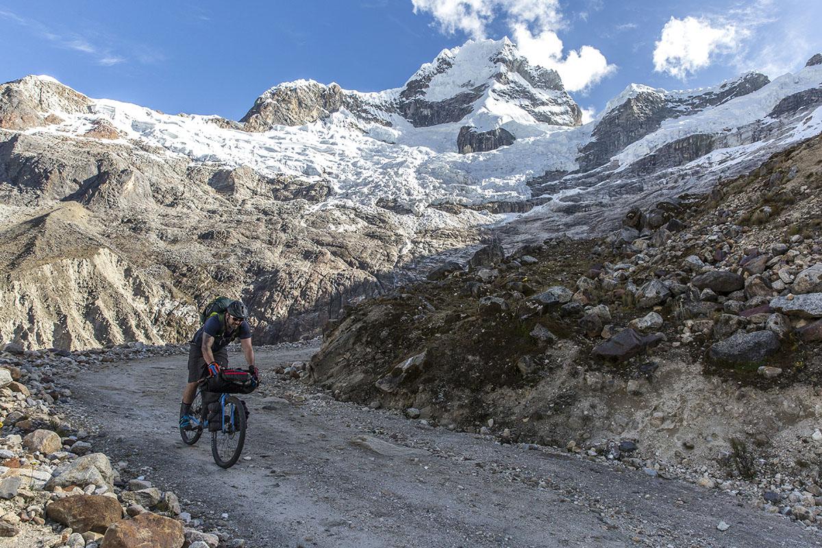 Cordillera Blanca bikepacking