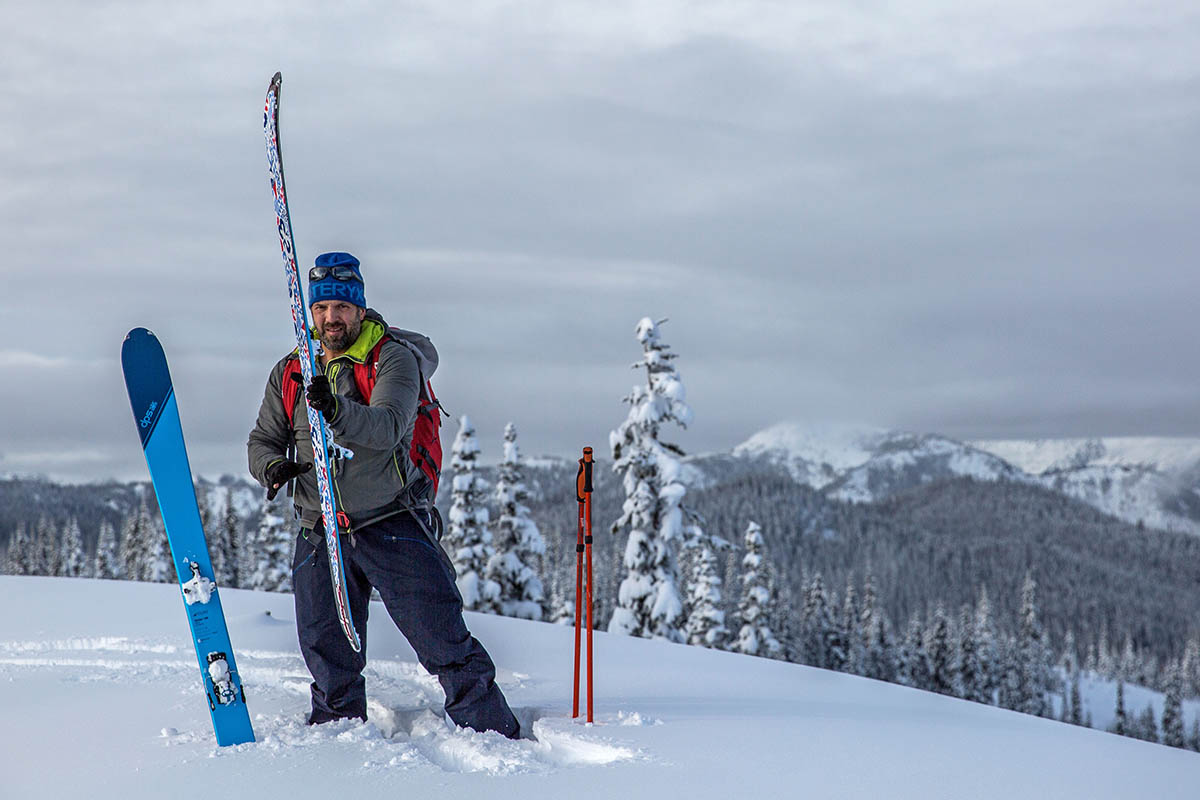 Dps Skis Wailer 106 Tour1 Review Switchback Travel