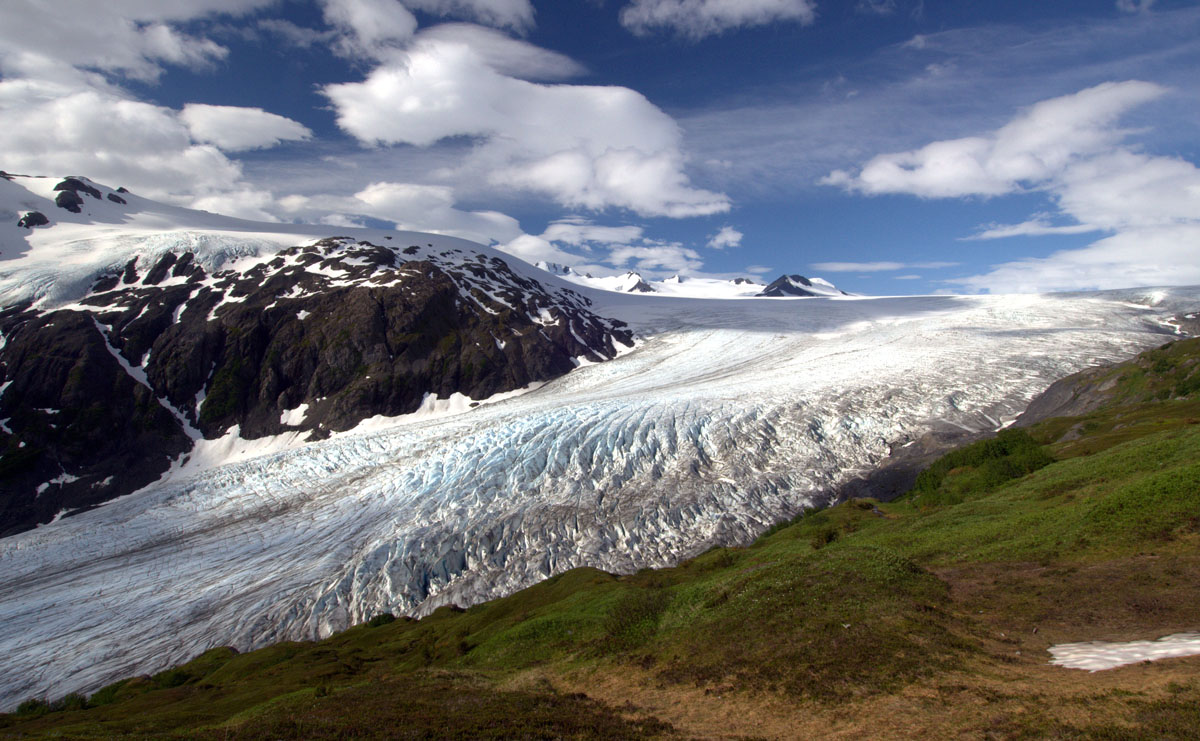 Harding Icefield Trail Kenai