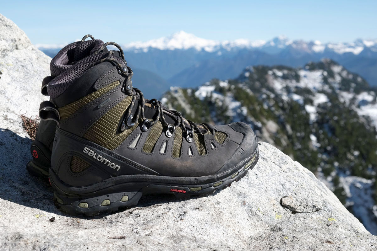 Best Hiking Boots of 2016