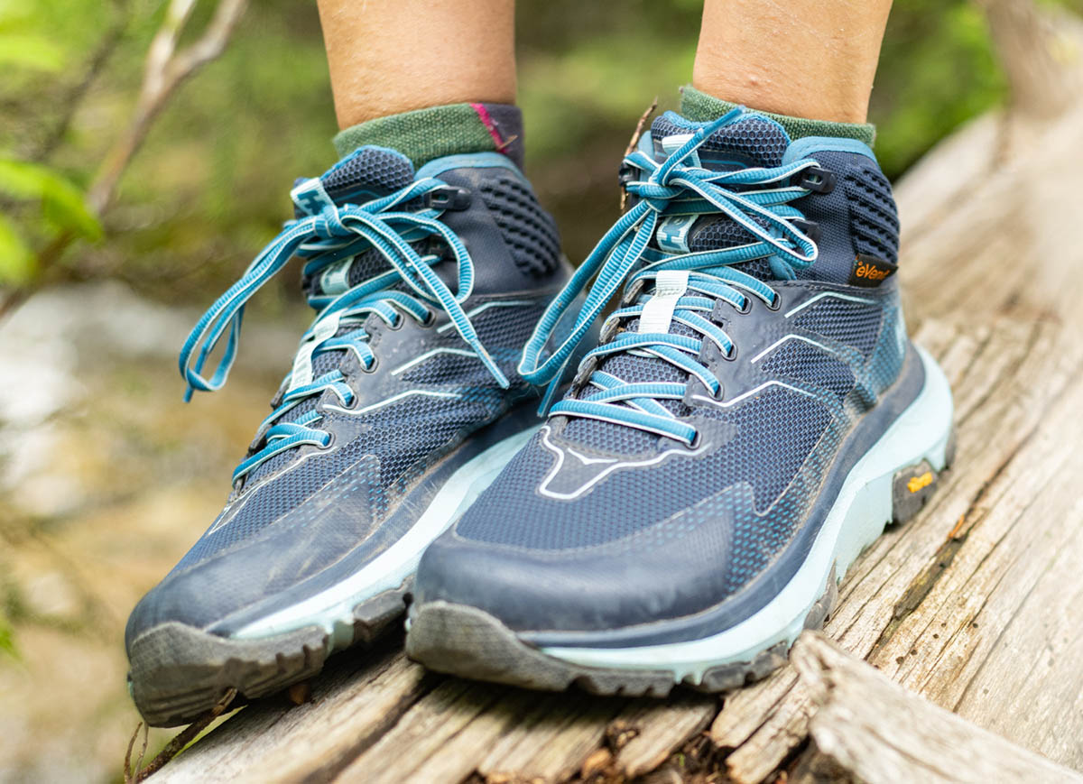 Hoka One One Toa boot review