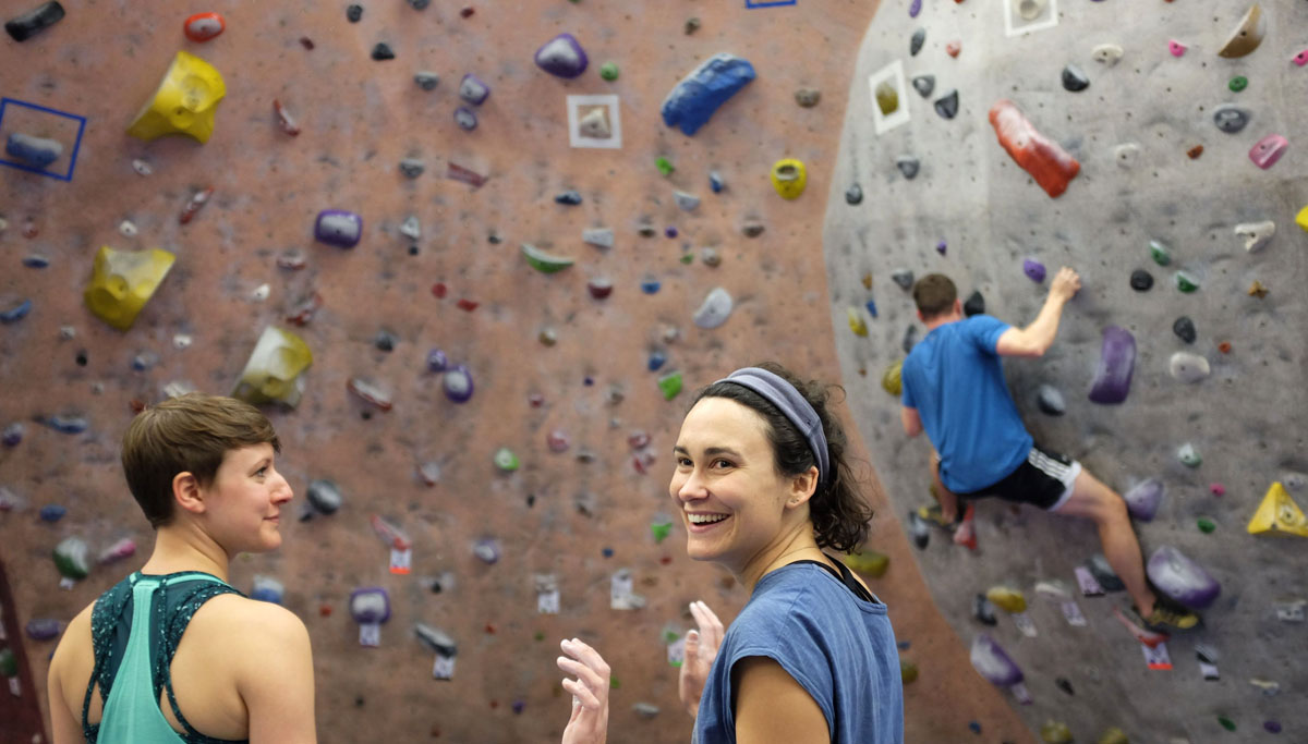 Indoor Climbing Gyms