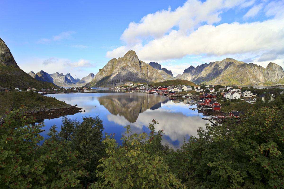 Lofoten Islands Norway Switchback Travel - Norway map lofoten islands
