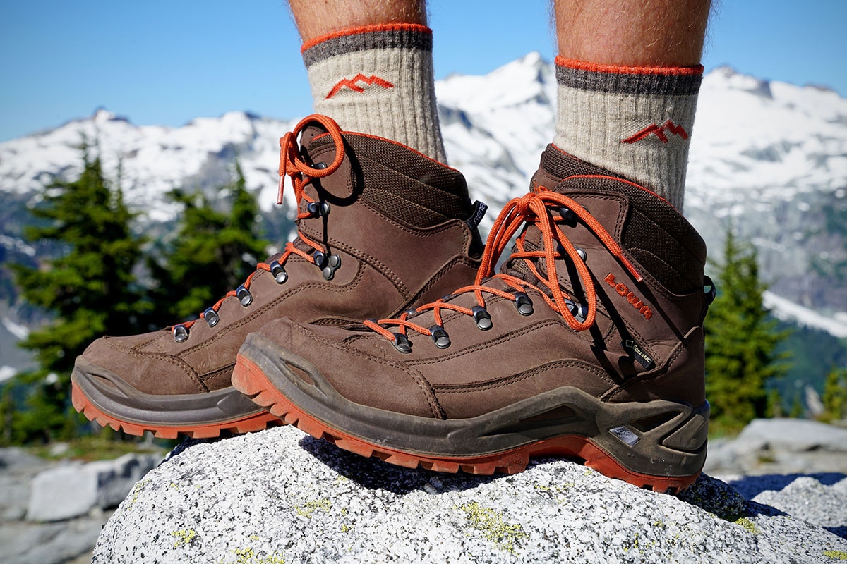 Lowa Renegade Gtx Mid Review Switchback Travel