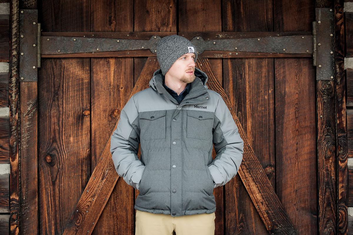 Marmot Fordham Jacket Review Switchback Travel [ 800 x 1200 Pixel ]