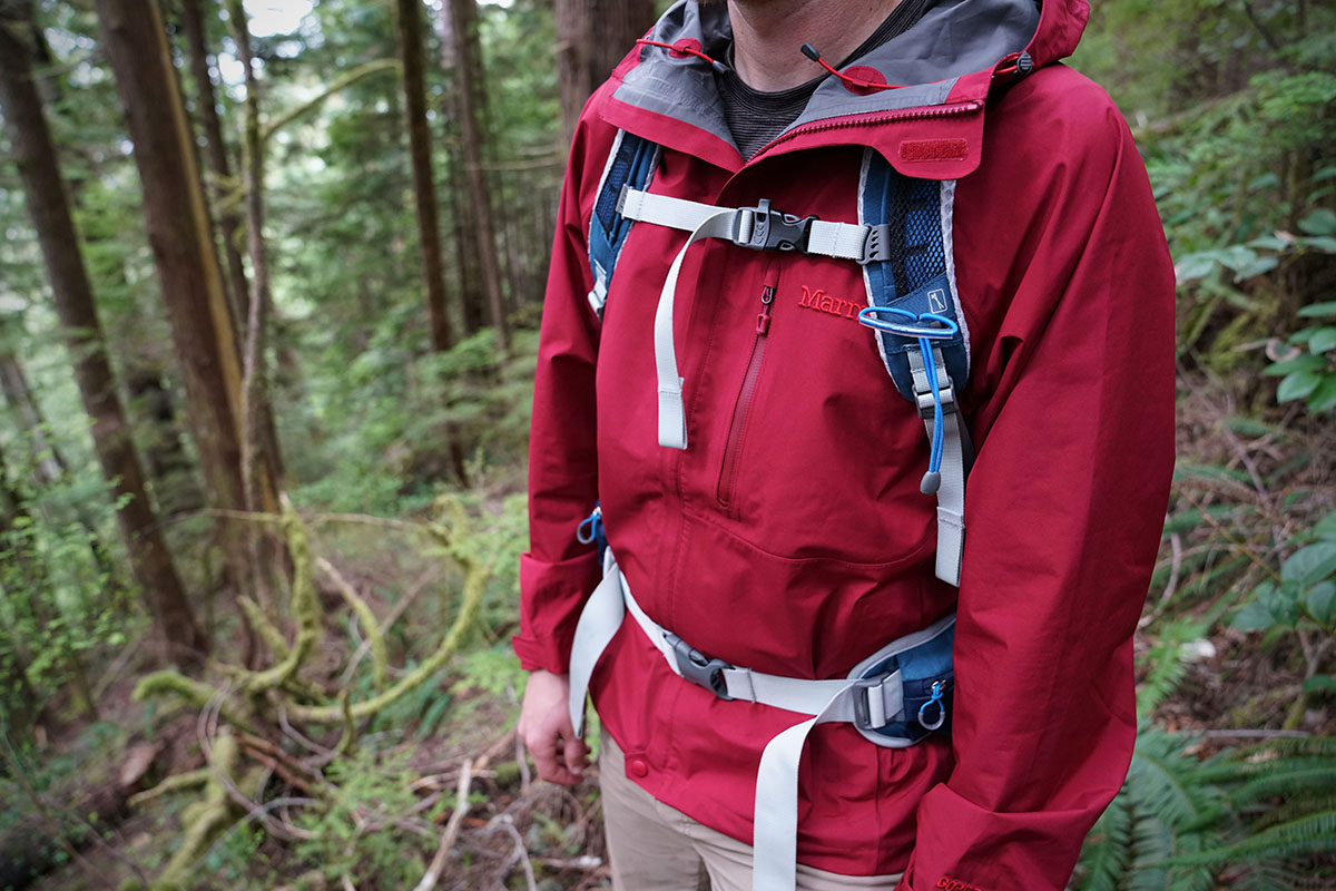 Marmot Minimalist Review Switchback Travel