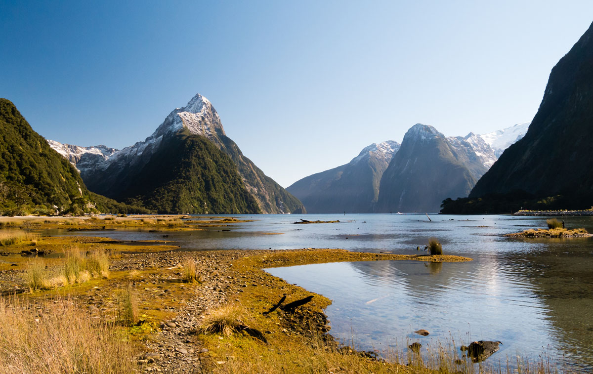 New Zealand Picture: Milford Sound, New Zealand
