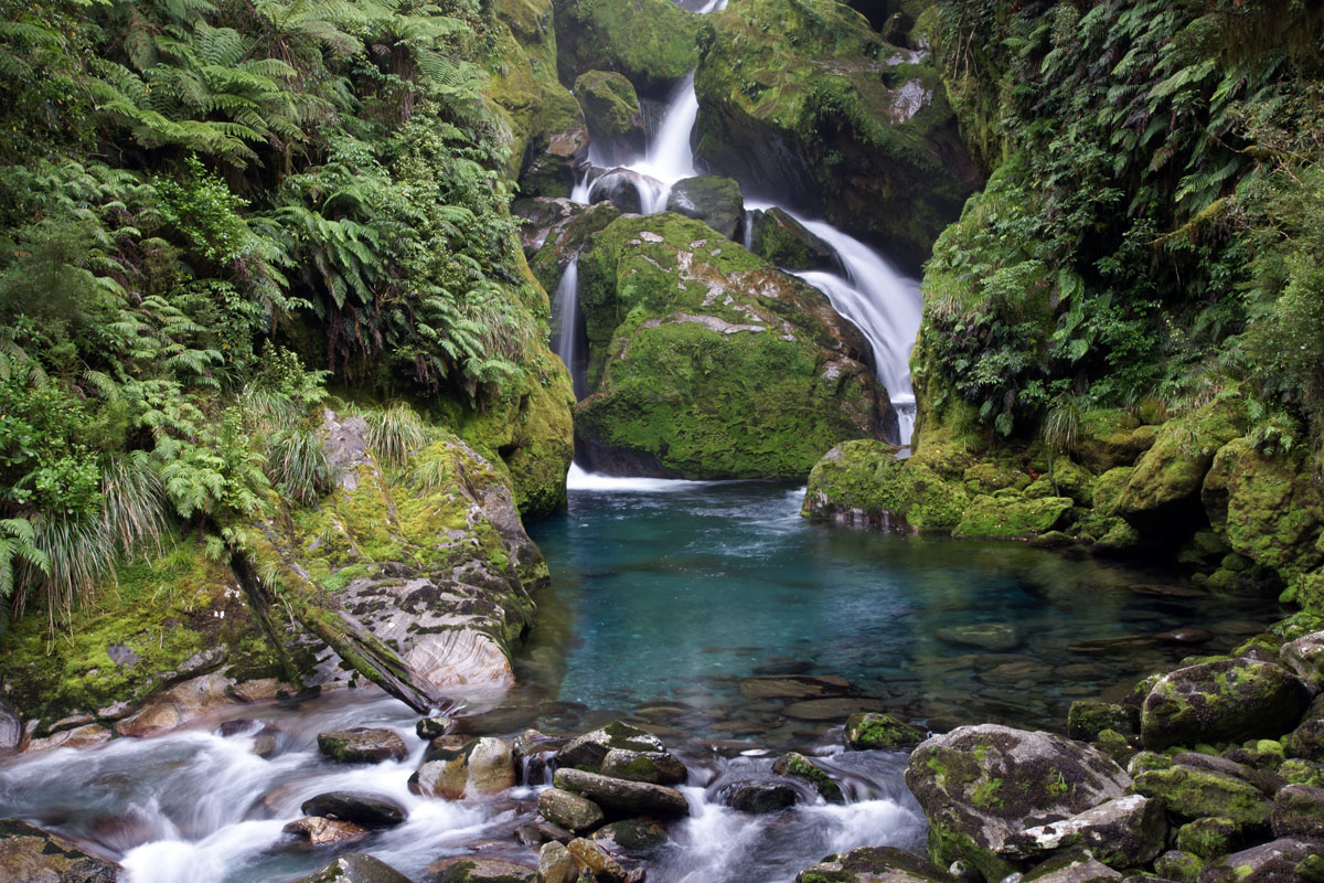 Postcard from New Zealand – Milford Sound