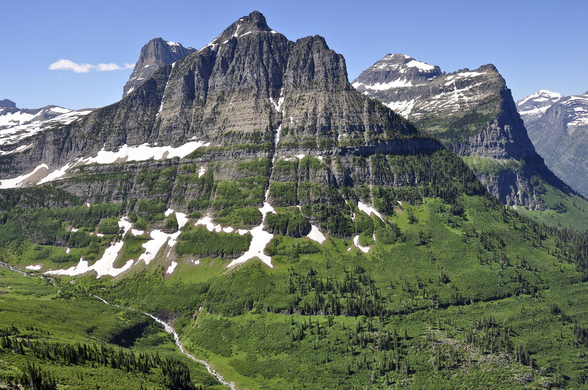 Montana Glacier National Park