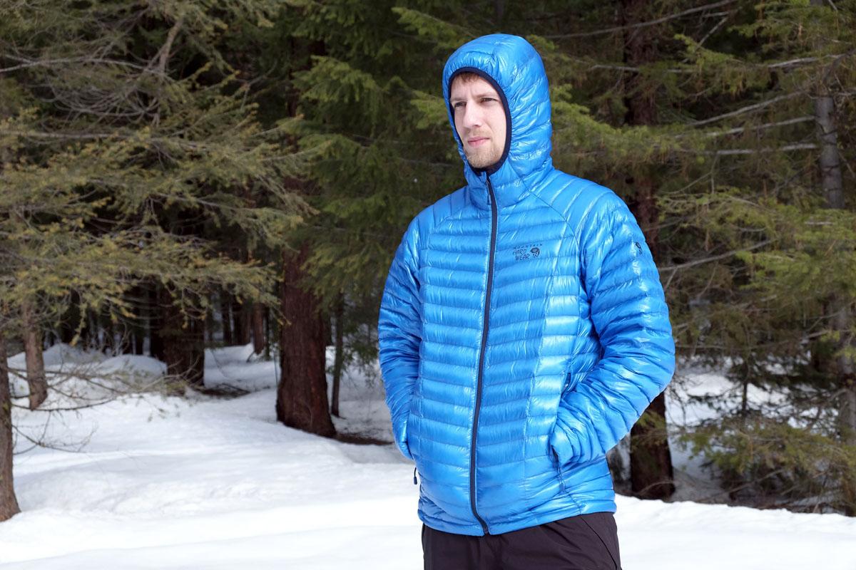 Review Mountain Hardwear Ghost Whisperer Switchback Travel